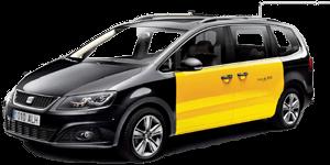 taxi barcelona aeropuerto desde 30 telefono 24 horas